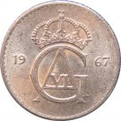 1967 Sweden 25 Ore