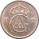 1966 Sweden 25 Ore