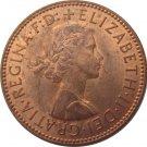 1967 Great Britain Half Penny