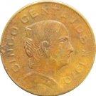 1970 Mexico 5 Centavos
