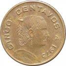 1975 Mexico 5 Centavos