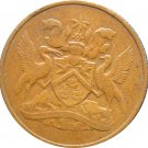 1966 Trinidad 5 Cent
