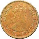 1963 Hong Kong 10 Cent