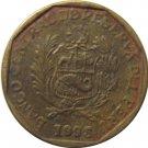1995 Peru 5 Centimos