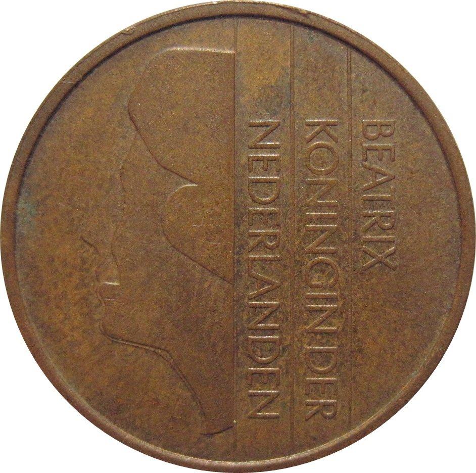 1998 Netherlands 5 Cents