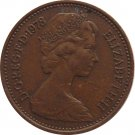 1978 Great Britain New  Penny