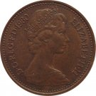 1980 Great Britain New  Penny