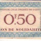 Good Of Solidarity 50 Centimes