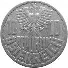 1959 Austria 10 Groschen