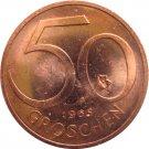 1965 Austria 50 Groschen