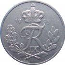 1953 Denmark 10 Ore