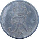 1956 Denmark 1 Ore