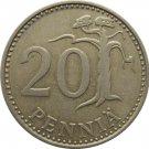 1973 Finland 25 Penni