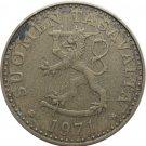 1971 Finland 25 Penni
