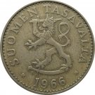 1966 Finland 50 Pennia