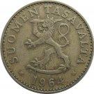 1964 Finland 50 Pennia