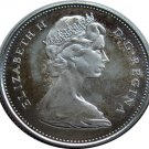 1973 Canadian Cougar Quarter .25  Out of a mint set
