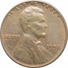 1958 Lincoln Cent