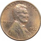 1962 D Lincoln Cent