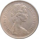 1980 Great Britain New  Penny #2