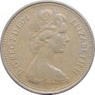 1974 Great Britain New  Penny #2