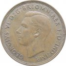 1945 Great Britain Half Penny #2