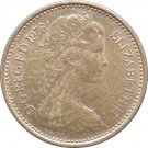 1976 Great Britain New Half Penny #2