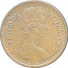 1971 Great Britain New Half Penny #2
