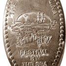The North Carolina Festival by the Sea. Elongated
