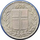 Iceland 1970 50 Aurar