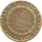 1826 Italy 5 Centesimi