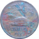 1957 20 Centavos