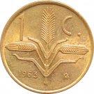 1963 1 Centavo #2