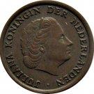 1953 Netherlands 1 Cent