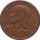 1977 Panama 1 Centesimos