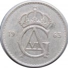 1963 Sweden 50 ORE