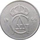 1964 Sweden 25 ORE