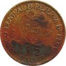 1965 Peru 1/2 Sol