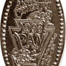 1998 PAN 20th Anniv. Coin Show Elongated
