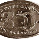 2007 Marysville Michigan Coin Club Elongated Cent