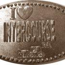 Intercourse. PA. I LOVE INTERCOURSE Elongated
