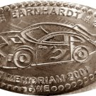 2001 Dale Earnhardt #3 Elongated Cent