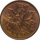 1971 Canadian Cent