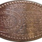 2011 CSNS April Show in Chicago Elongated Cent