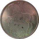 1963 Norway 1 Krone