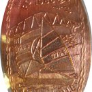 1986 Marysville Coin Club Elongated (2x2)