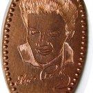 Elvis Presley Portrait Elongated