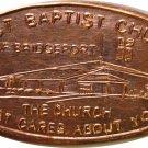 First Baptist Church Bridgeport Michigan Elongated
