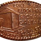Fort Pitt Blockhouse Richard A Gaetano Elongated