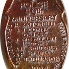 Bureau of Police 50th Anniversary Elongated